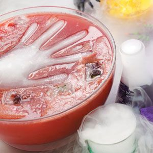 Ghoul Punch Recipe from Taste of Home -- shared by Katheryn Sipos of Canon City, Colorado