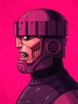 X-Men Portraits by Mike Mitchell