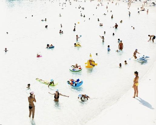 Massimo Vitali – Beach Disco
