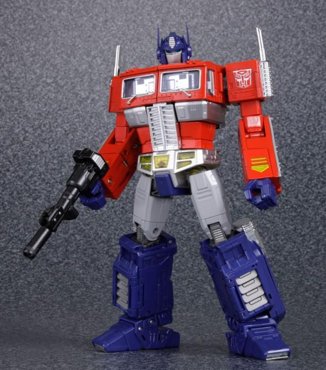 BBTS - Transformers Masterpiece MP-10 Convoy / Optimus Prime (With Trailer 3rd Production Run)