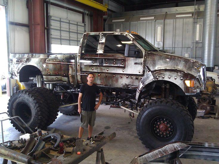Custom Pickup Truck Wraps | Wraps1.com