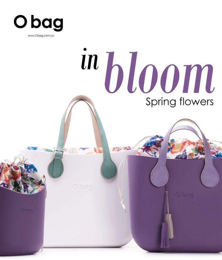in bloom Spring flowers www.Obag.com.co