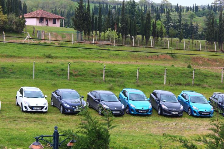 Arabam.com #Mazda Severler ile Buluştu! 14.04.2013