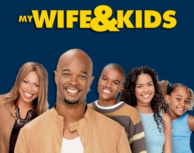 My Wife and Kids (2001–2005) Damon Wayans, Tisha Campbell-Martin, George Gore II,  Parker McKenna Posey, and Jennifer Freeman