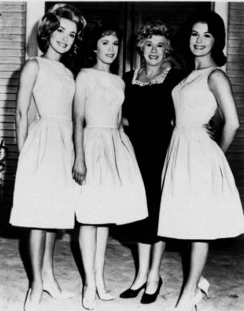 more than three actresses. The best known group was Linda ...