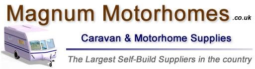 Caravan Parts, Motorhome Parts & Motorhome and Caravan Self Build Specialists - Magnum Motorhomes