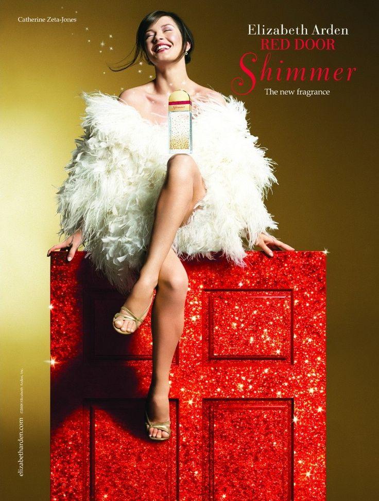 Red Door Shimmer Elizabeth Arden парфюм для женщин 2008 год #elizabetharden