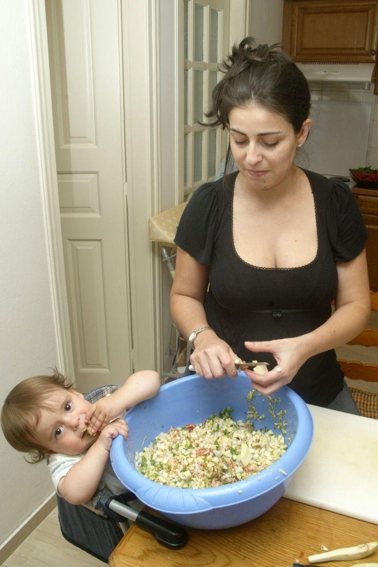 Θέλετε να μαγειρεύουν τα παιδιά σας από 10 χρονών;