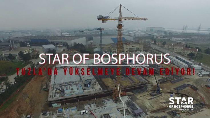 Star of Bosphorus Tuzla'da Yükselmeye Devam Ediyor!