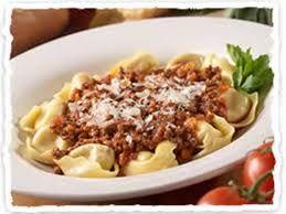 Olive Garden Copycat Recipes: Tortelloni Bolognese
