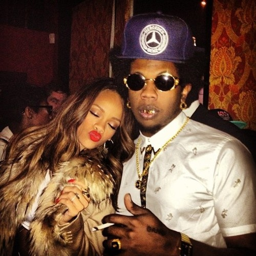 Rihanna & Trinidad James