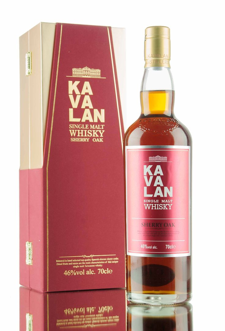A great opportunity to enjoy the Kavalan sherry matured spirit that's used for the excellent Solist range but with the addition of some natural Kavalan spring water.