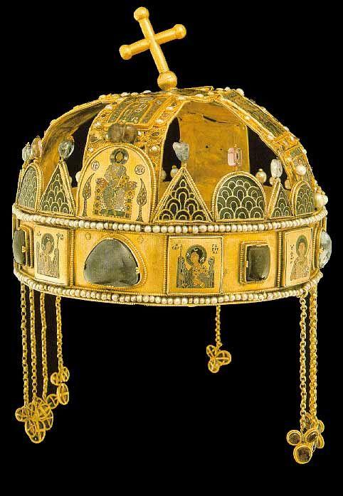 St korona. A magyarság története - I. István király (997-1038…