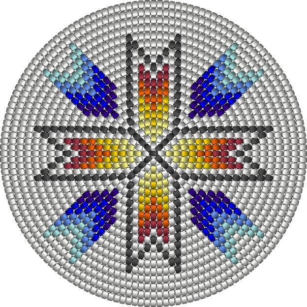 I have been trying out various bead pattern programs. I found Bead Tool 4 to be a great little program. I use it on my PC. I have yet to find an iPhone app that does bead patterns well. Bead Tool 4…