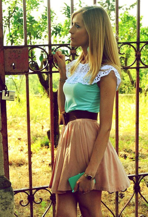 33 Trendy Menta Street Style Outfits