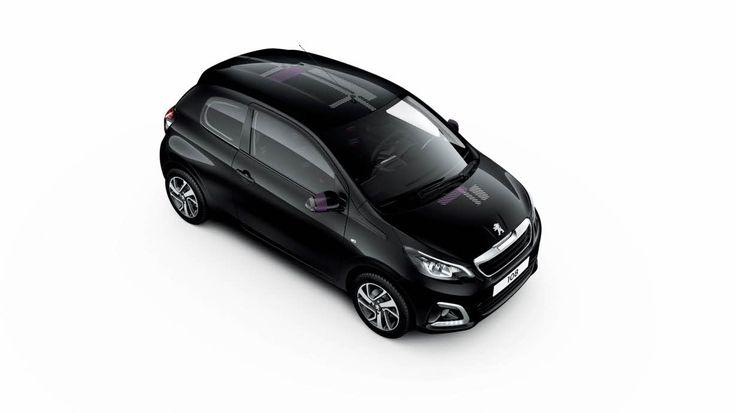 The New Peugeot 108 Kilt #My108