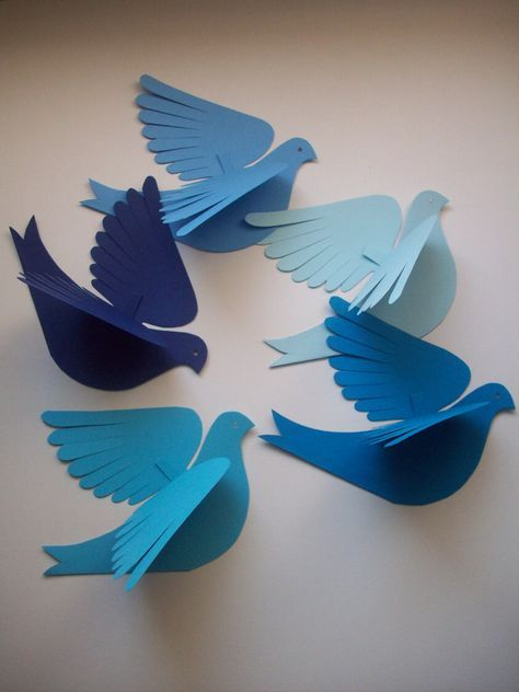 Papel de las avesLily Birdcinco Bluebirds