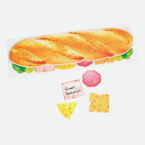 SLICED-eat Sticky Notes - Sticky Notes – Sandwich
