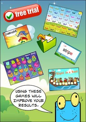 Literacy and Math Games ROCK!!! Click here to have us send you FREE games to try with your students every week.  http://goteachthis.com/Special-Offers/Free-Trial-2/free-trial.htm