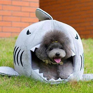 Afiado Estilo Cabeça Quente Vaquinha macia do filhote de cachorro do canil de cama para animais de estimação do gato do cão – BRL R$ 122,76
