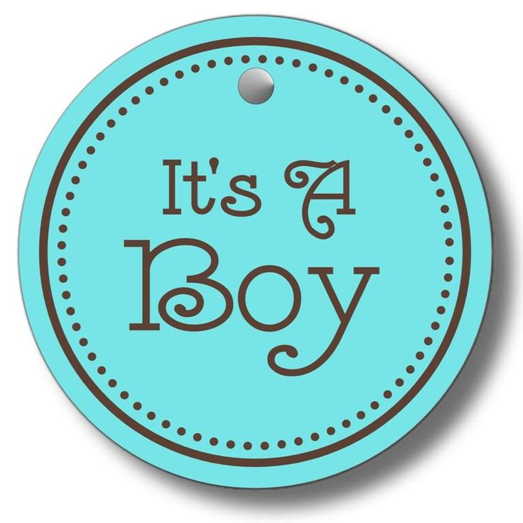 Its A Boy Clipart