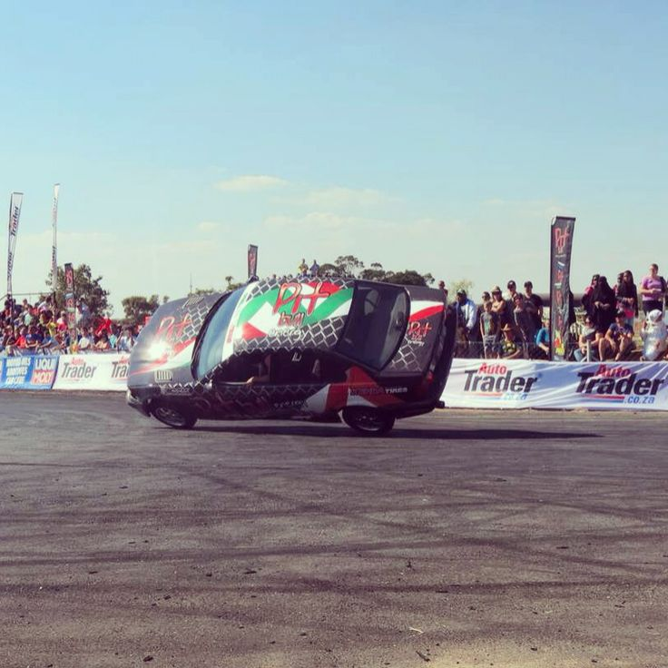 Come join us at the AutoTraderSA stand this weekend at the #randeastershow #drifting track — at Rand Easter Show.