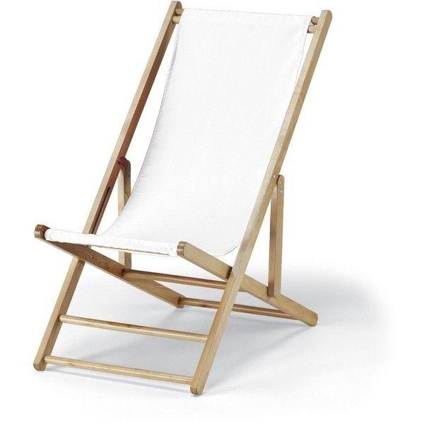 amazoncom telescope casual cabana beach folding chair white patio - Folding Patio Chairs