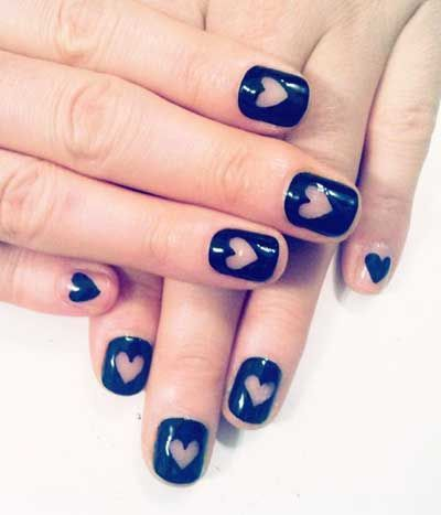 15 Super Easy Nail Design Ideas for Short Nails: