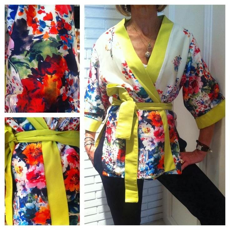 Kimonos vía barbárani verano 2013