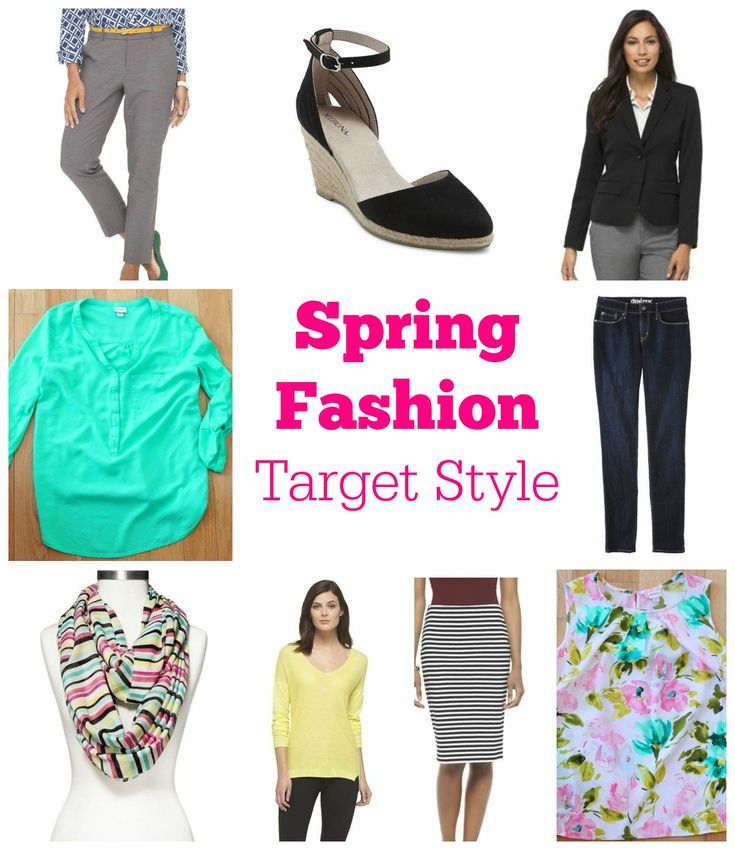 Monday starts Spring Fashion around here and I'm trying something a little different for my fashion challenge.