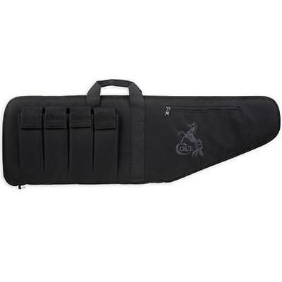 Other Hunting Gun Storage 159038: Bulldog Cases Clt10-40 Soft Black Tactical Rifle Case Colt Logo 40 -> BUY IT NOW ONLY: $37.68 on eBay!