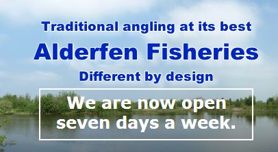 Alderfen Fisheries - Set amongst the tranquil north Lincolnshire countryside in twenty three acres of nature reserve, Alderfen Fisheries offers superb angling from three ... Check more at http://carpfishinglakes.com/item/alderfen-fisheries/