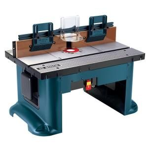 Bosch, Benchtop Router Table, RA1181 at The Home Depot - Mobile