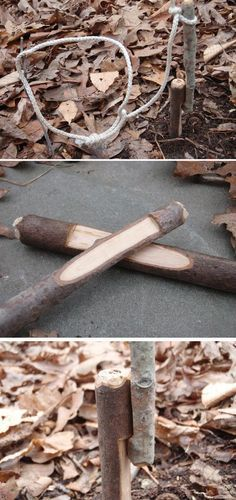 How to Build a Trap: 15 Best Survival Traps   Survival skills every man should know   Survival   The Outdoors   Extremely-Sharp.com