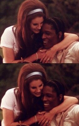 a ap rocky lana del rey dating who