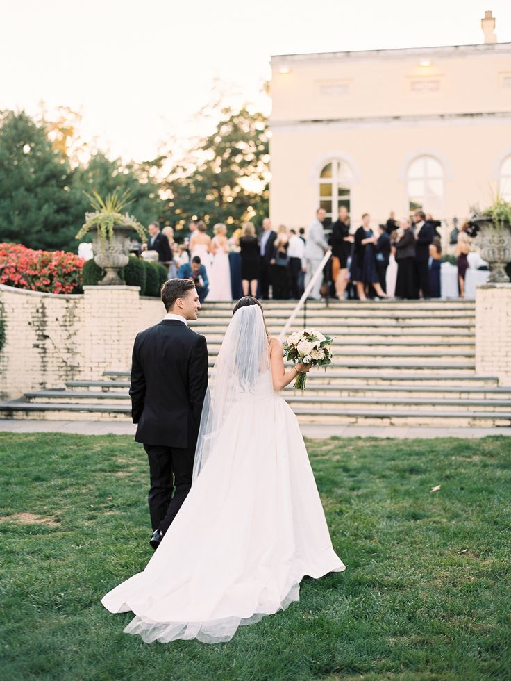 Baltimore Evergreen Museum Wedding