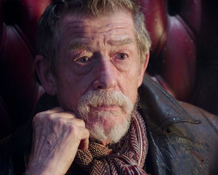 John Hurt as the War Doctor - Doctor Who's 50th Anniversary - Day of the Doctor