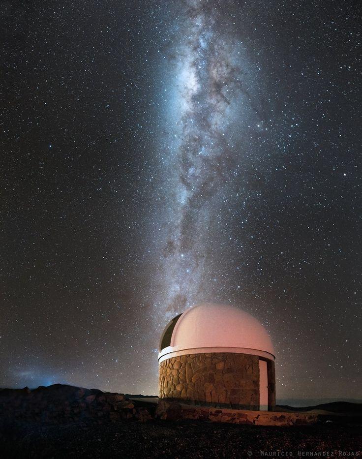 La increíble belleza de nuestros cielos chilenos retratada en el trabajo del Astrofotógrafo de la CAACH Mauricio Hernandez. Imagen obtenida desde observatorio Inca de Oro, región de Atacama - Chile.