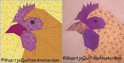 Maartje Quilts in Amsterdam