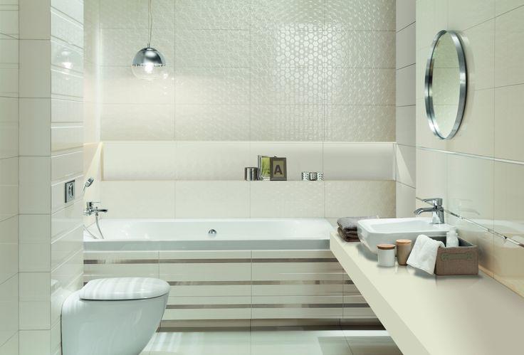 Delikatne kolory zawsze pasują do eleganckiej łazienki. Dziś propozycja w odcieniach beżu #beige #home #house #bathroom #bathroomdesign #style #inspiration #homedesignideas #ideas #obipolska #obibowarto