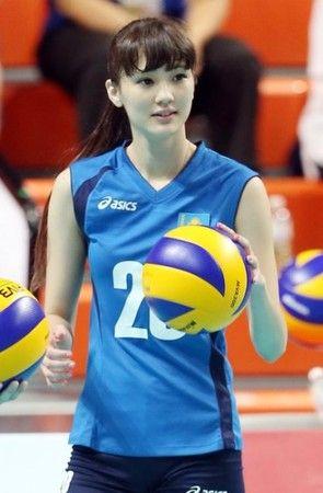 「世界一美しいバレーボール選手」が日本のチームに入団―中国... -- Record China