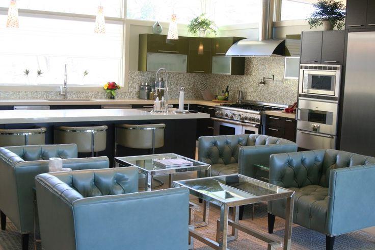 The Kitchen Is The New Living Area kitchen kitchen design. Modern Kitchen. kitchen layout.