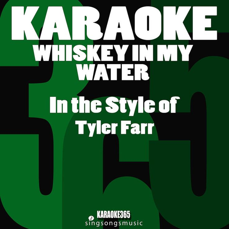 Whiskey In My Water In The Style Of Tyler Farr Karaoke Version was a music track in 2014 Hit Karaoke track List Karaoke Country 2014 Vol 2.Major master Karaoke 365 roled in two fields  participated as singers and composer.The music track was originally composed by Karaoke 365 where as it was enjoyably performed by Karaoke 365.SingSongs Music Limited casted the track after recording Rewind In The Style Of Rascal Flatts Karaoke Version music track carried out by Sara Evans.Average monetize to…