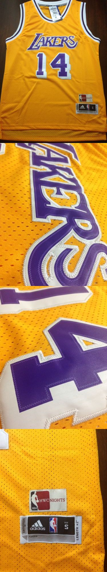 Basketball-NBA 24442: New Brandon Ingram Los Angeles Lakers Small S Throwback Rare Stitched La -> BUY IT NOW ONLY: $59.99 on eBay!