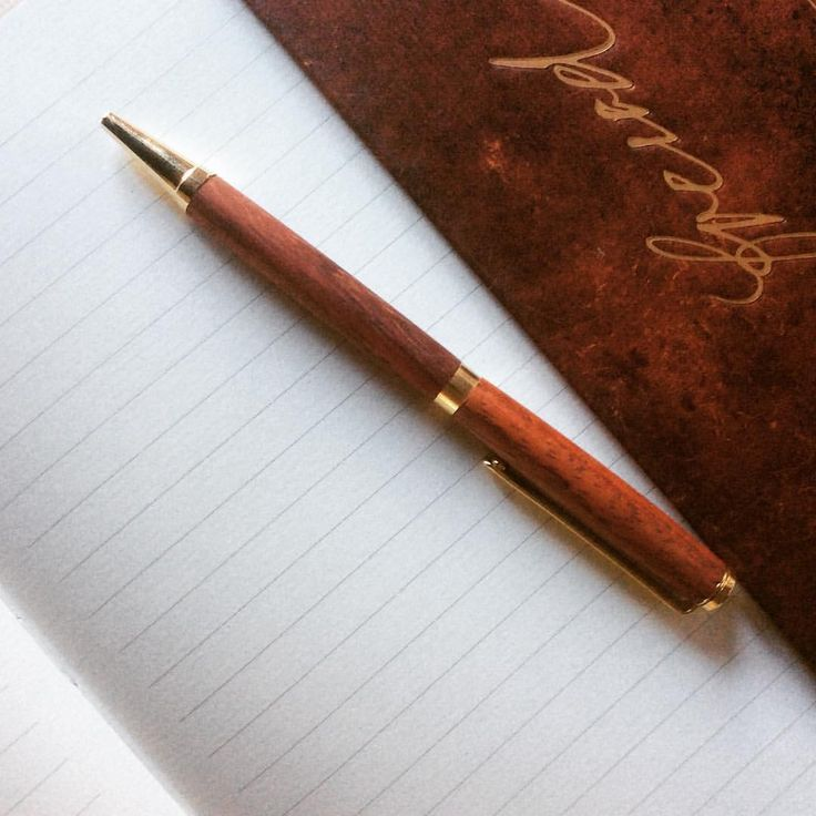 Handcrafted pen handmade by All things Handcraft in Pebblewood, Ireland.