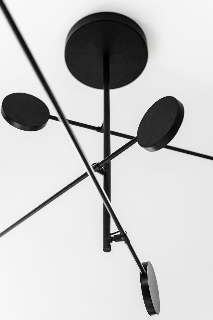 Gdanski Teatr Szekspirowski, greenroom interior design by Marta Koniczuk. LEDS c4 lamp detail