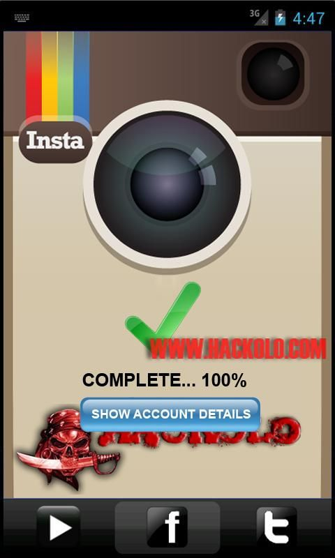 How To Hack Instagram Account No Survey