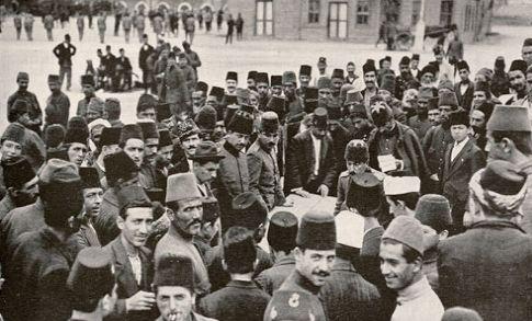 Askerlik Şubesi - 1914