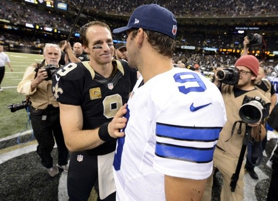 Saints vs. Cowboys: Drew Brees, New Orleans pound Dallas, 49-17 - The Washington Post