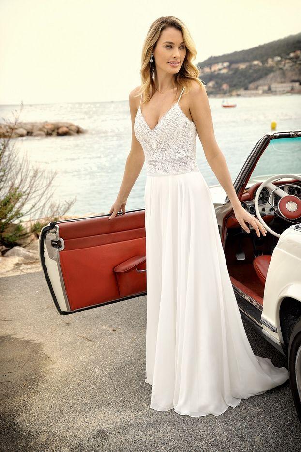 Hochzeitskleider Brautkleider Kollektion Ladybird Brautmoden